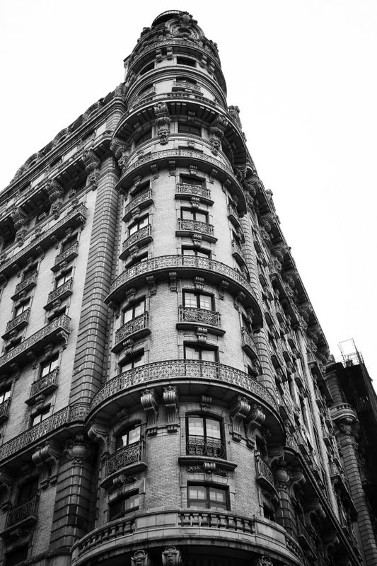 Building in NYC