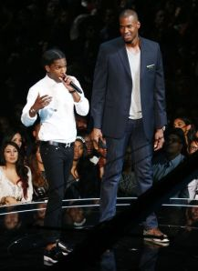 ASAP Rocky and Jason Collins- 2 peas not in the same pod