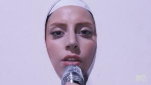 Lady Gaga's opening