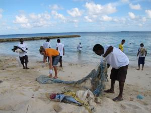 Naifaru Beach Clean Up 2