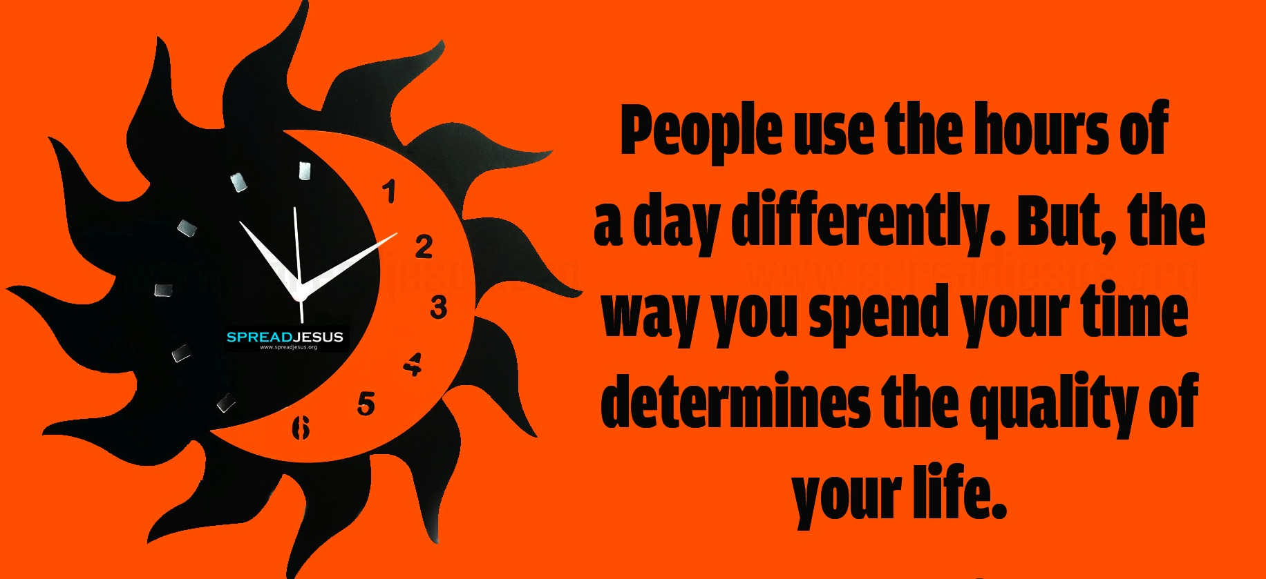 Time Management Quotes Hd Wallpaper Use Of Time Determines The Quality Of Your Life Beyondentertainmentblog
