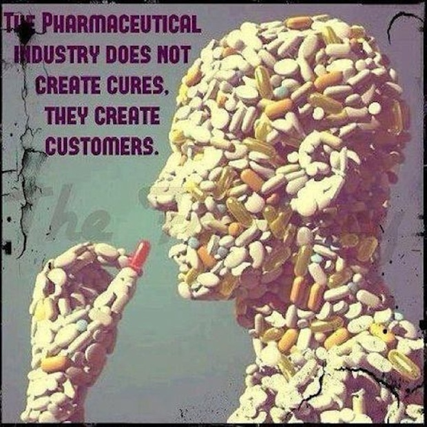 PHARMACEUTICALS - THE SLOW DEATH