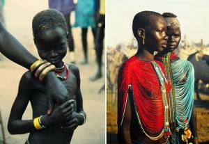 Impresionantes-imágenes-de-una-tribu-de-Sudán-14
