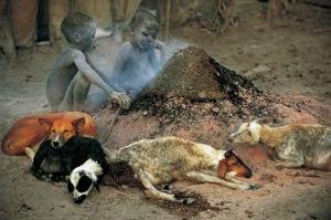 Impresionantes-imágenes-de-una-tribu-de-Sudán-18