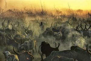 Impresionantes-imágenes-de-una-tribu-de-Sudán-27